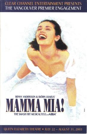 MammaMia-Vancouver-Programe