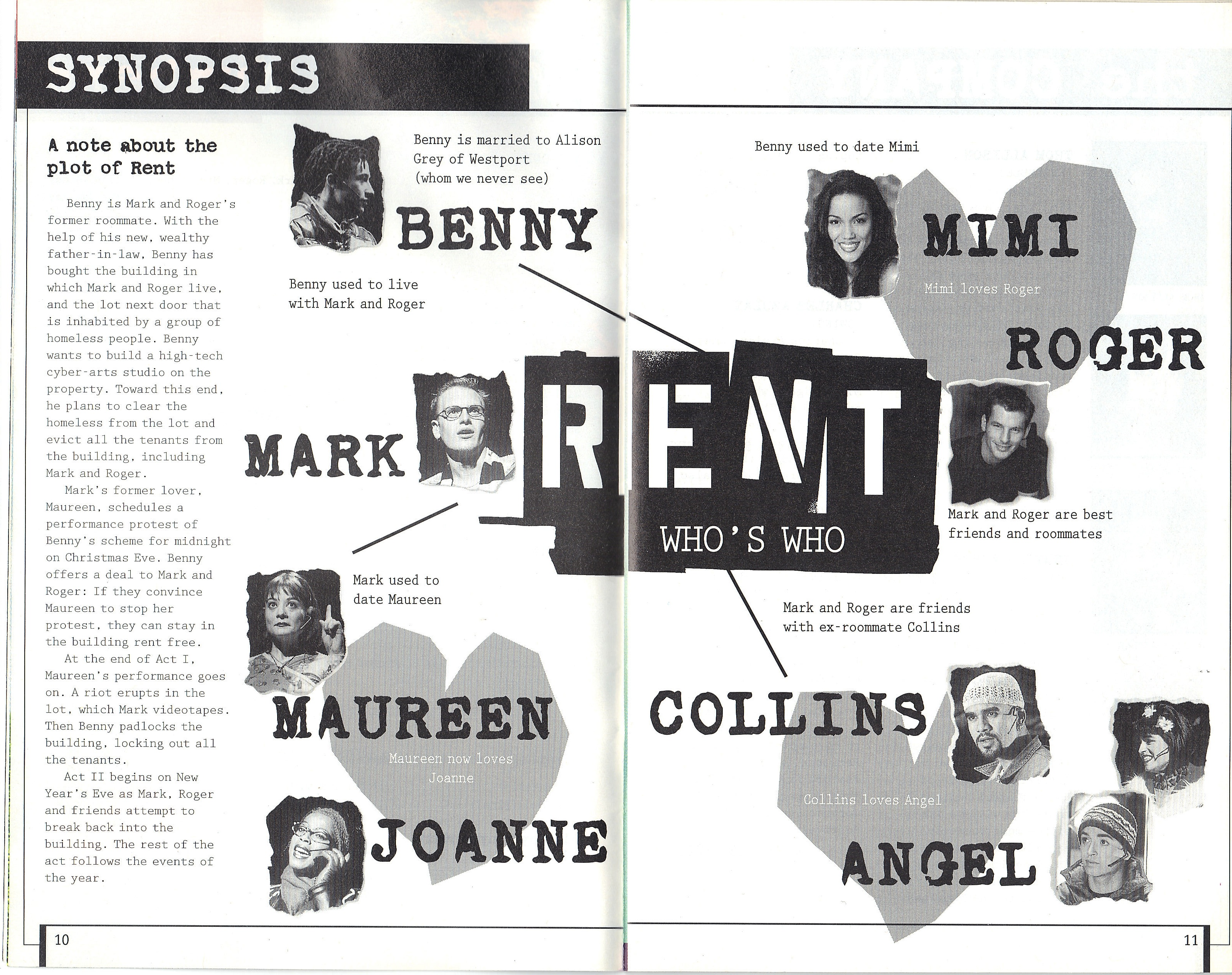 Rent – The Canadian Touring Cast | the real /darryl